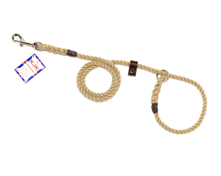 KJK Rope Dog Leads